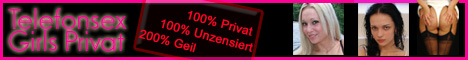 Telefonsex Girls - Privatsex am Telefon